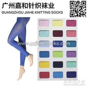 时尚丝袜连袜裤广东袜子供应商