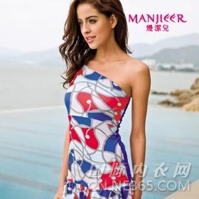 熳洁儿2013年春夏系列泳装