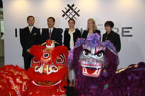 第七届香港国际内衣泳装展开幕