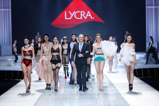 英威达LYCRA®(莱卡®)品牌专场秀:演绎女人千种风情